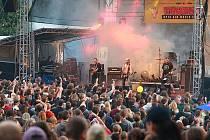 Open Air Music Festival Trutnov 2009.