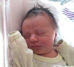 ELLA BUCHAROVÁ se narodila 12. listopadu v 18.31 hodin rodičům Lucii a Pavlovi. Vážila 3,21 kg a měřila 49 cm. Spolu s brášky Matyášem a Filipem bydlí v Mladých Bukách.