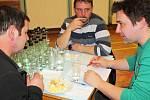 Pálenky a likéry testovali v Havlovicích degustátoři