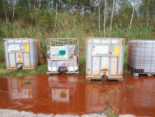 Hnojiva ve Volanově