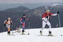 Vertical race v Nízkých Tatrách