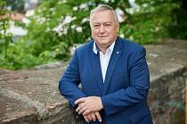 Starosta Trutnova Ivan Adamec, lídr vítězné krajské kandidátky koalice Spolu.