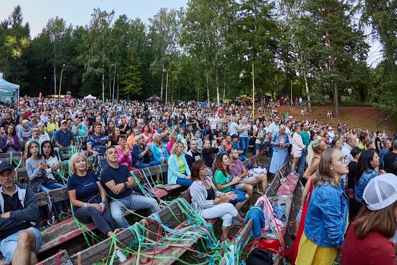 Kryštof Léto 2021 v Trutnově