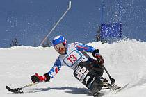 Nejlepší český handicapovaný lyžař současnosti Pavel Bambousek se zúčastní paralympiády v Jižní Koreji.
