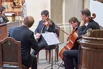 Wihanovo kvarteto potěšilo posluchače na Kuksu
