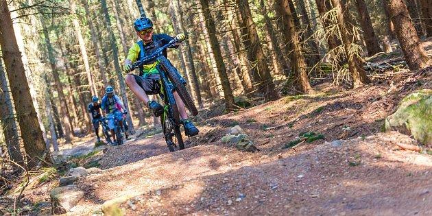 Trutnovští bikeři ukončí sezónu prací.