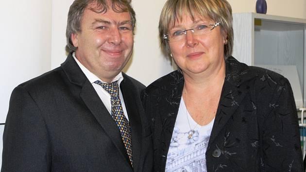 Manželé Kracíkovi