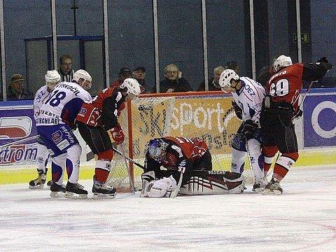 Vrchlabí - hokej