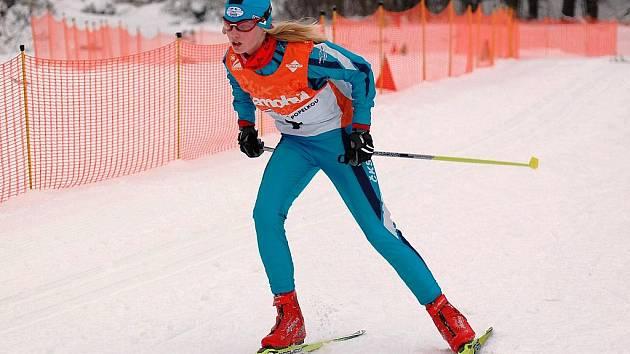 Krajský pohár žactva v běhu na lyžích, Lomnice nad Popelkou
