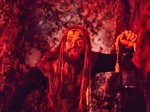 Halloween v podzemí pevnosti Stachelberg