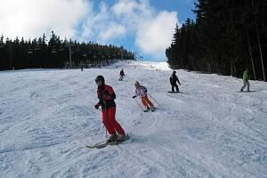 Herlíkovice - skiareál