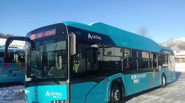 Autobusy MHD budou plně ekologické od února.
