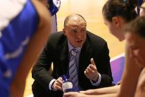 Trutnovský trenér Martin Petrovický.
