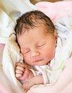 LUCIE KRÁMSKÁ se narodila Ivě a Otakarovi 16. května v 6.37 hodin. Vážila 3,33 kilogramu a měřila 51 centimetrů. Rodina bude mít domov v Jilemnici.