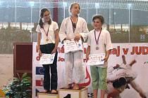 ŽÁKYNĚ TSC TURNOV si v Bydžově vedly velmi dobře, na druhém místě skončila Aneta Ječná a na třetím Andrea Prokorátová.