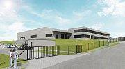 Nová továrna Pepperl+Fuchs má vyrůst v průmyslové zóně Krkonošská u výpadovky z Trutnova na hory.