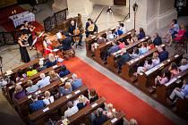 Kuksem znělo hudební dílo objevené v místním archivu.