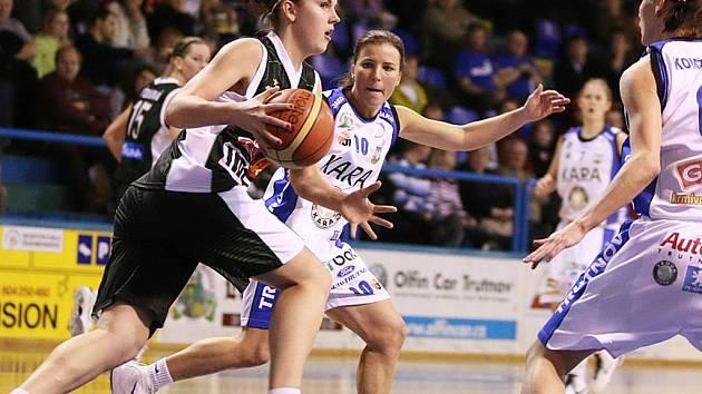 Kara Trutnov - Frisco Sika Brno.