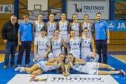 Lokomotiva Trutnov, čtvrtý tým basketbalového turnaje  O pohár města Trutnova 2018.
