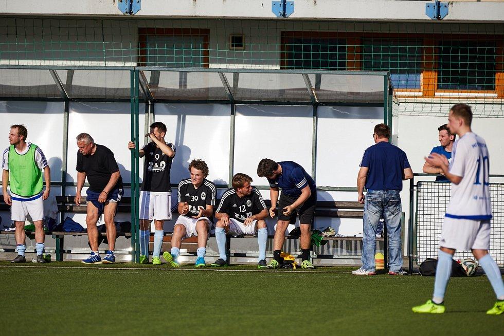 Divizní fotbalové derby: MFK Trutnov - TJ Dvůr Králové nad Labem.