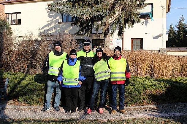 Městskou policii Dvůr Králové nad Labrm vede od roku 2018Jan Štípek. Málokterá práce klade na zaměstnance takové nároky na bezúhonnost, zdravotní a odbornou způsobilost, kterou musí každých 5let obhájit na zkouškách na MVČR, jako práce uměstské policie