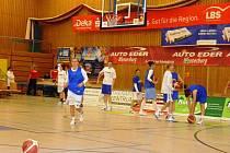 Basketbalistky Kary ve Wasserburgu