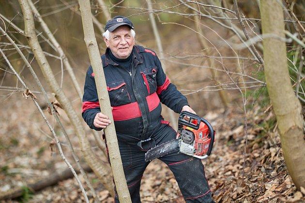 Libňatov - technický pracovník obce.