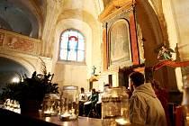 Slavnosti spjaté s kostelem sv. Kateřiny ve Zlaté Olešnici.
