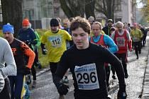 Běh Dlouhými záhony patří k tradičním akcím úpického Maratonstavu.