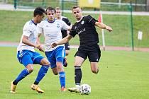 Fotbalisté Libiše tentokrát ve venkovním utkání na předešlá vítězství nenavázali.