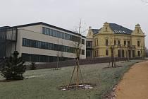 Proměna. Ze zchátralé vily ve Dvoře Králové nad Labem se stalo moderní zdravotnické zařízení dlouhodobé péče.