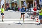 Z Trutnovského půlmaratonu 2019.