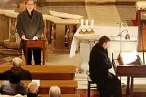 Benefiční koncert v kostele sv. Mikuláše vHajnici.