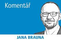 Komentář Jana Brauna.