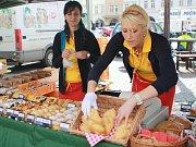 Potravina a potravinář roku Královéhradeckého kraje - Trutnov 2013