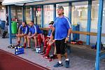 NA TRUTNOVSKU je Jiří Skuček známou osobou. Dříve fotbal sám hrál, nyní si plní roli trenéra Starých Buků, s nimiž už několik let působí v krajské soutěži JAKO I. B třídy.