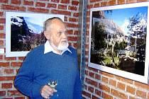 Výstava fotografií Jana Červinky