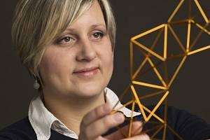 Titul Mistr rukodělné výroby získala i Petra Hartmanová.