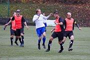 V divizním utkání si v sobotu fotbalisté Trutnova poradili se soupeřem ze Slatiňan. Vyhráli 3:2.