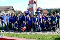 TRADIČNÍ PODKRKONOŠSKÁ VÝPRAVA do partnerského východoslovenského území Poondavie byla svědkem oficiálního stvrzení spolupráce mezi místními akčními skupinami.