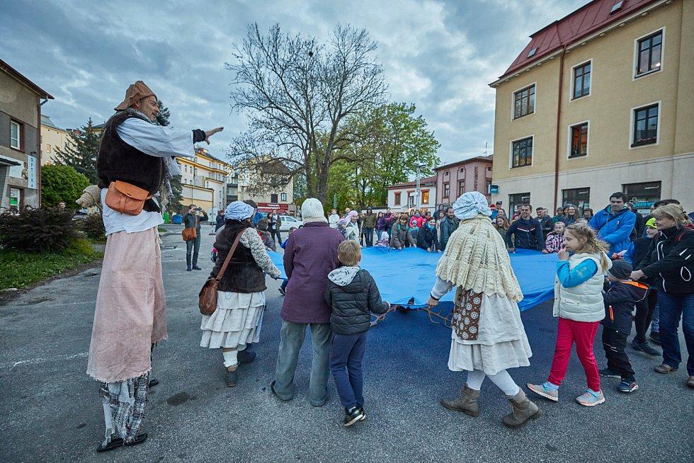Dračí slavnosti v Trutnově 2019.