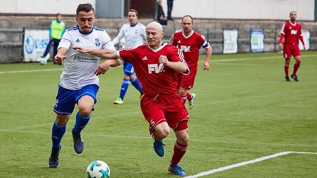 V sobotu se hraje tradiční fotbalové derby Trutnov - Dvůr Králové.