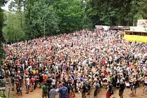 Trutnov Open Air Festival 2012 - pátek