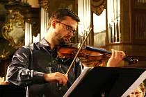 Projekt Vivaldi & Morzin zakončil hudební léto
