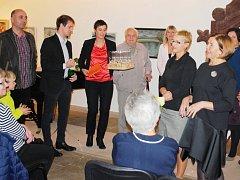 Výstava Umanutá: Průřez díly Břetislavy Plívové Pospíšilové