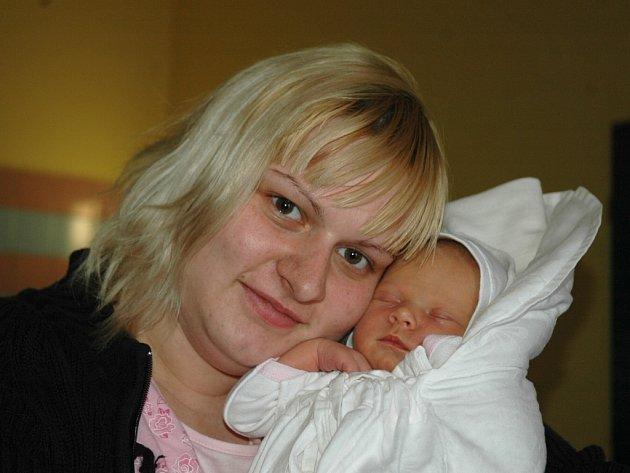 Viktoria Anna Butová se narodila 22. ledna v 10 hodin a 43 minut mamince Anně. Vážila 3,48 kilogramu a měřila 51 centimetrů. Společně jeli domů z jilemnické porodnice do Dvora Králové.