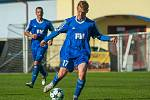 Ondřej Vaníček byl jedním ze strůjců  dvorského vítězství nad Horkami. Jeho gól na 2:0 byl nádherný.