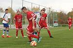 Vrchlabská rezerva si v okresním derby hravě poradila se Starými Buky.