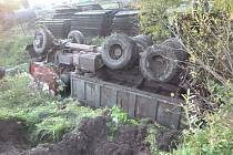 Nehoda Tatry v Pilníkově