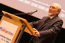 EXPORTNÍHO FÓRA v Trutnově se účastnil také přední německý ekonom, Hans-Werner Sinn.